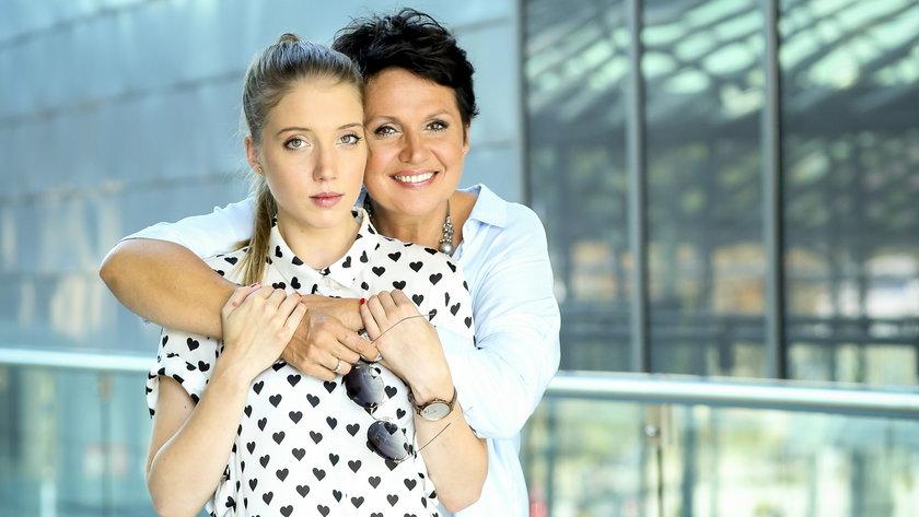 Ina Sobala jest córką Małgorzaty Pieńkowskiej. Ma 30 lat i też jest aktorką