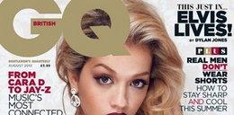 "Naga Rita Ora w ""GQ"". Ile pokazała?"