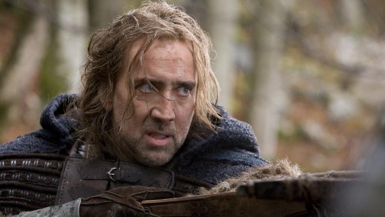 """Nicolas Cage w filmie """"Polowanie na czarownice"""""""