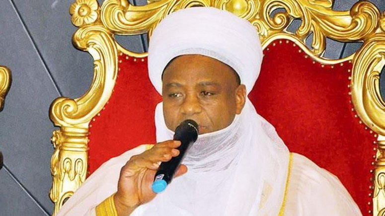 Sultan of Sokoto  Alhaji Muhammad Sa'ad declares Monday, May 6 beginning of Ramadan  (Eagleonline)