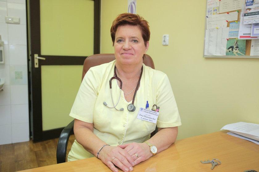 dr Ewa Starostecka, koordynator Regionalnego Centrum Chorób Rzadkich