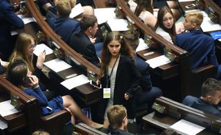 Kukiz'15 apeluje do marszałka Sejmu, aby Sejm Dzieci i Młodzieży odbył się 1 czerwca