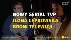 """""""Korona królów"""" jesienią w TVP. Ilona Łepkowska broni stacji"""