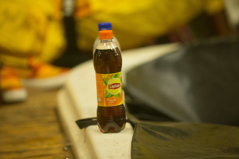 Lipton Ice Tea brought the sunshine to the BBN House on Independence Day.