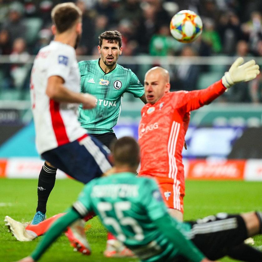 Wicemistrz Polski jest w wybornej formie, w dwóch ostatnich meczach w Warszawie zdobył tuzin goli
