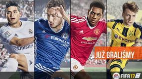 FIFA 17 - graliśmy w demo. Czy jest inaczej, ładniej i lepiej?