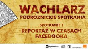 Wachlarz - nowe spotkania o podróżach w Warszawie