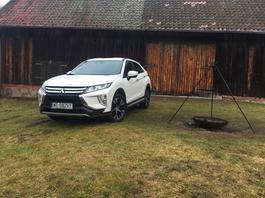 Mitsubishi Eclipse Cross 2WD – bardziej wół roboczy niż bywalec salonów