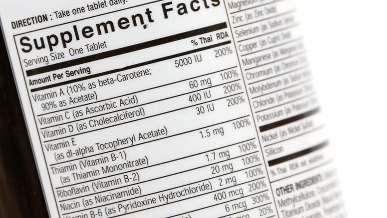 Skład suplementów musi spełniać wymogami prawa żywnościowego zawartego m.in. w ustawie z 25 sierpnia 2006 r. o bezpieczeństwie żywności i żywienia