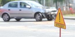 Tragiczny finał pościgu w Świętokrzyskiem. Nie żyje kierowca