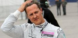 Domagał się miliona euro za zdjęcie Schumachera