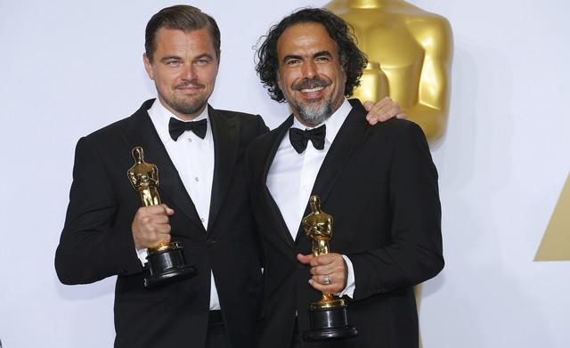 Dva Oskara za film Povratnik