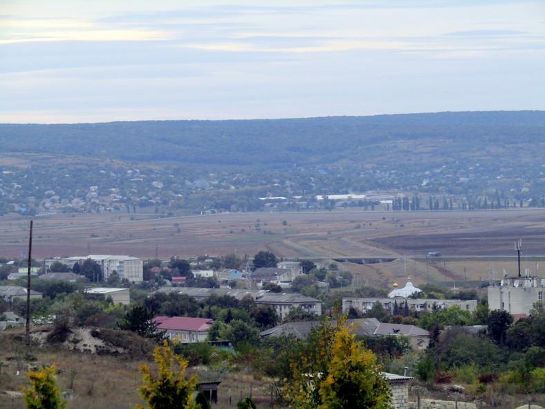 Mołdawskie krajobrazy