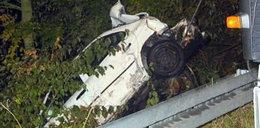 Kierowca zginął przez pasy bezpieczeństwa