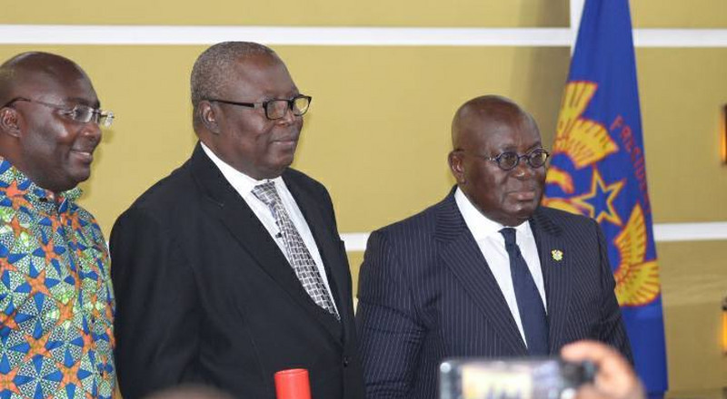 Akufo-Addo will be responsible if anything happens to me – Amidu speaks after resignation