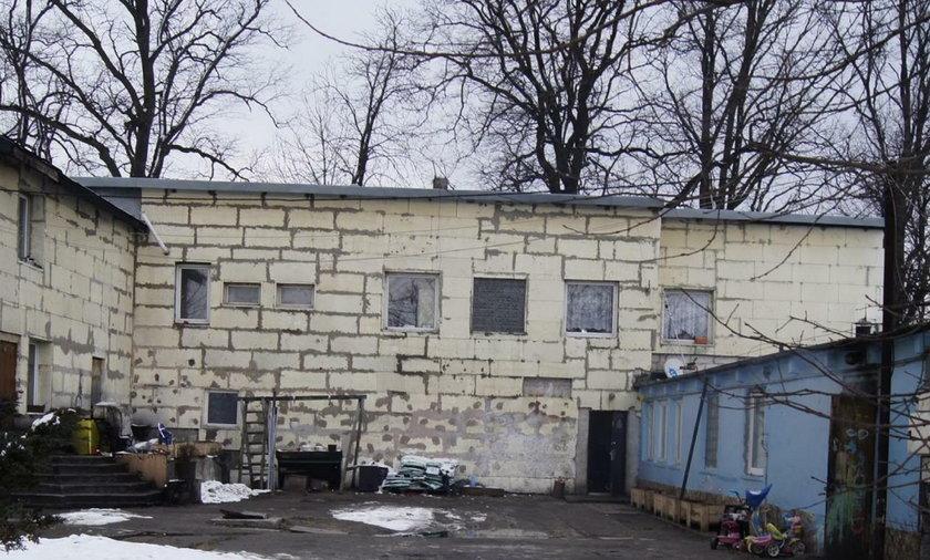 Dom samotnych matek na Białołęce do rozbiórki