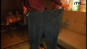 60 kilogramów w 8 miesięcy