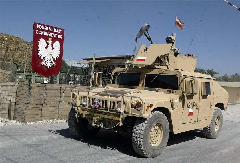 Wystawmy Ameryce rachunek za Afganistan