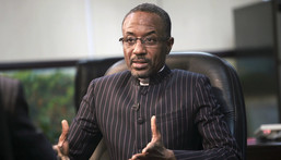 Former Governor of the Central Bank of Nigeria, Lamido Sanusi (Council on Foreign Relations)