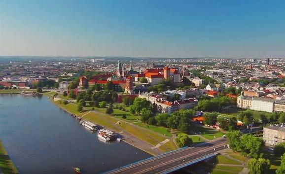 Srpski radnici najčešće odlaze u Krakov da rade kao zidari, moleri, keramičari...