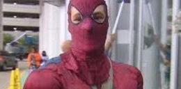 """""""Spiderman"""" miał rozweselać chore dzieci. Okazał się gwałcicielem"""