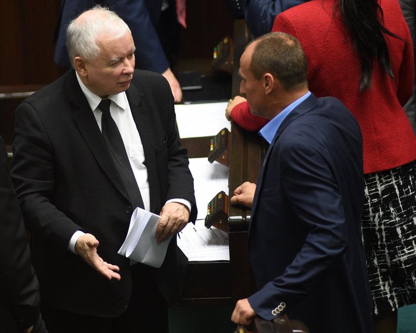 Kaczyński zgodził się na wspólny projekt ustawy