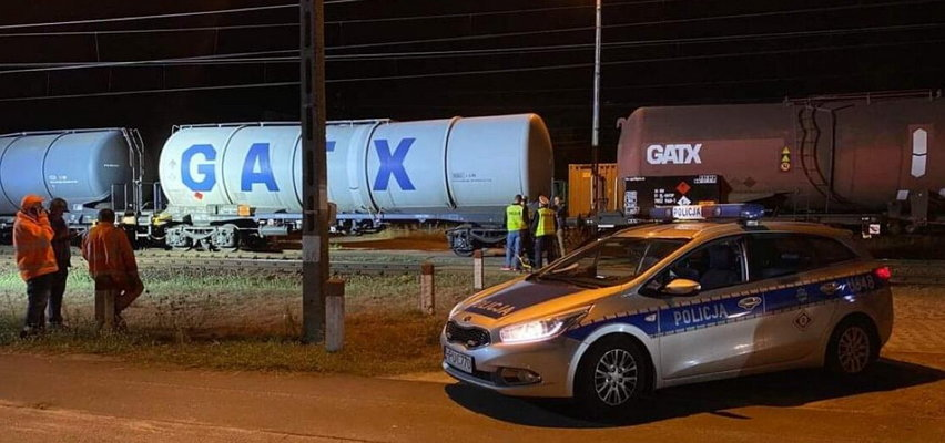 14-latka potrącona przez pociąg towarowy. Dziewczynka walczy o życie