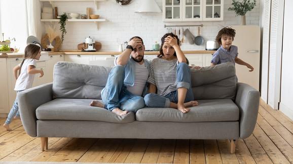 Rad od kuće i čvanje dece