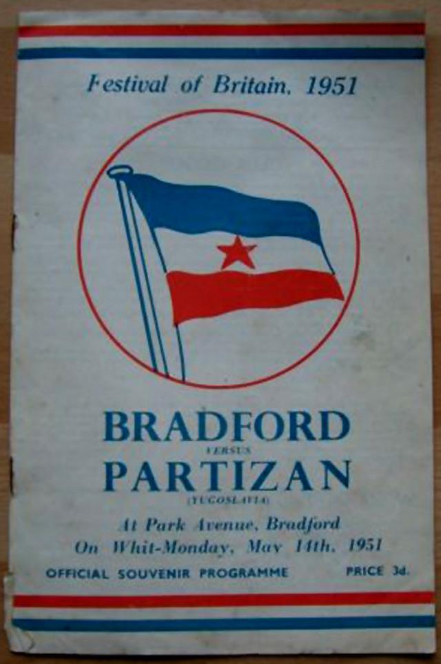 Bredford - Partizan