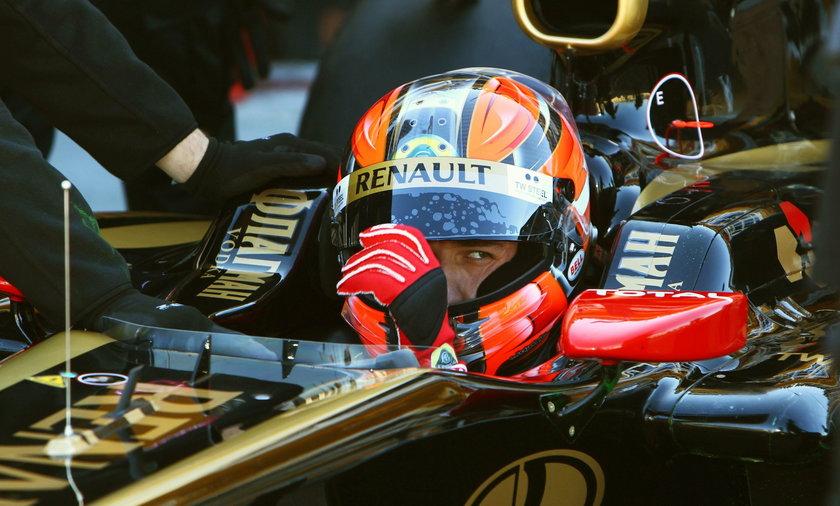 Robert Kubica blisko powrotu do F1? Odbył testy w symulatorze Renault