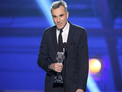 Daniel Day-Lewis says he's not even going to see his last movie before retiring