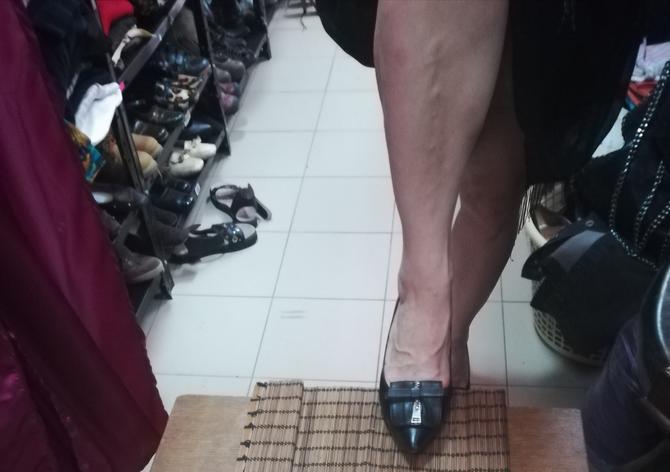 Cipele izgledaju kao da ih niko nikada obukao nije