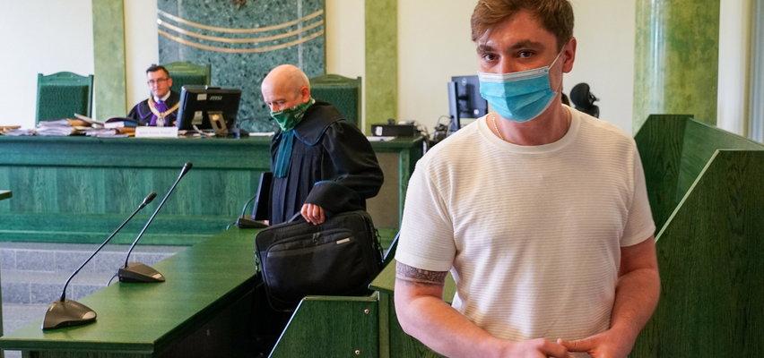 Skrucha Daniela Martyniuka w sądzie. Przeprasza bliskich. O co prosi sąd?