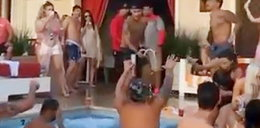 Neymar i koledzy imprezują tuż po meczu