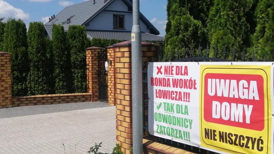 Kontrowersje wokół budowy obwodnicy Łowicza