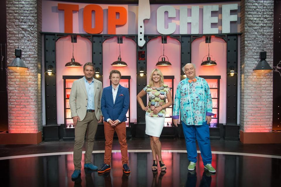 """Top Chef"" - kadr z programu"