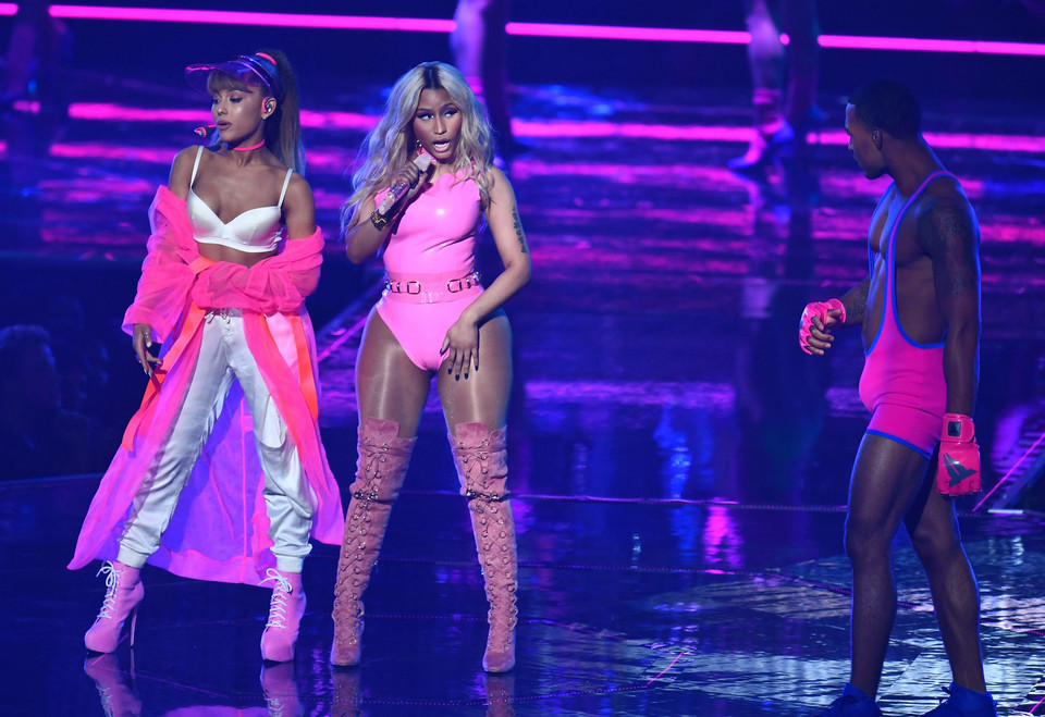 MTV Video Music Awards 2016: Ariana Grande i Nicki Minaj
