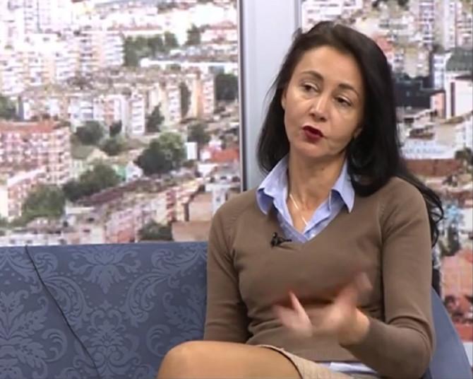 """Epidemiolog Instituta """"Batut"""" Violeta Rakić"""