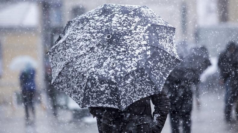 W poniedziałek w niektórych częściach kraju zrobi się naprawdę zimno