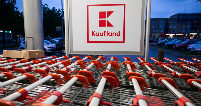Kaufland przejmuje sklepy Tesco z pracownikami