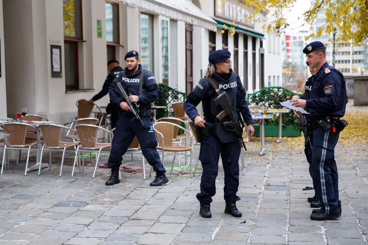 Beč policija