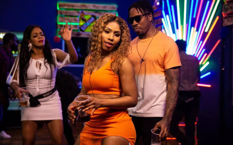 Mercy and Ike have been in the house since the first day and waxing stronger in the 10th week. [Africa Magic/BBNaija]