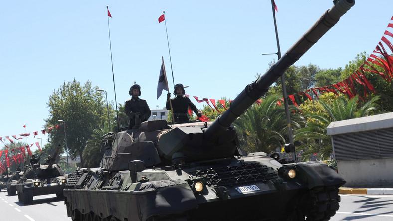 Czog tureckiej armii