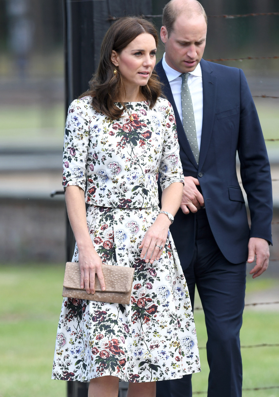 Kate Middleton w Polsce, 2017 / Karwai Tang. Getty Images