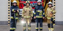 Na ratunek Fidze! Strażacy z Katowic w lisiej norze!