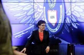 Kopacz: Na razie nie ma potrzeby podniesienia stopnia zagrożenia terrorystycznego w Polsce