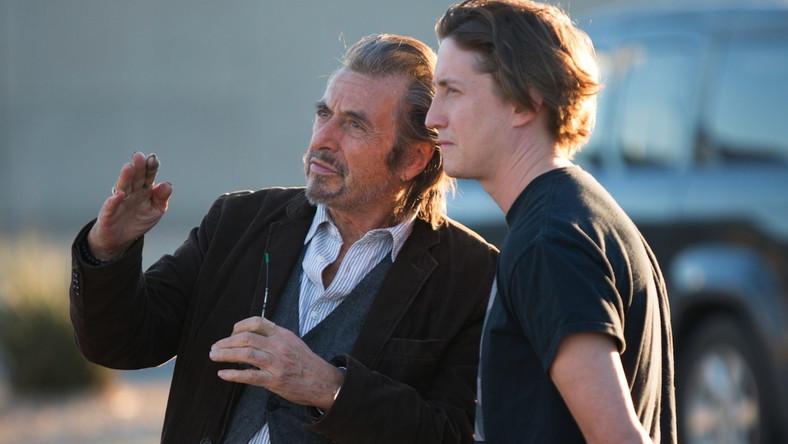 David Gordon Green i Al Pacino na planie