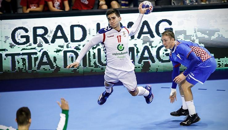 Muška kadetska rukometna reprezentacija Srbije