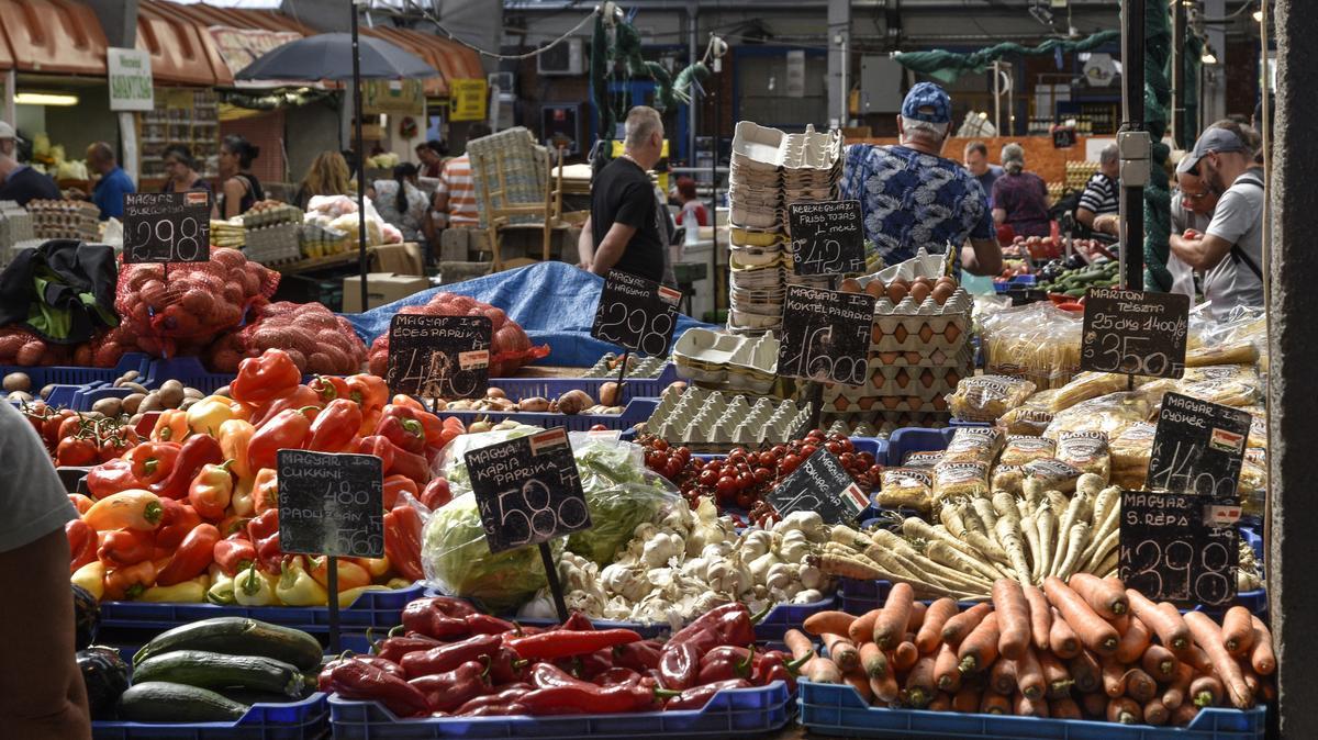 Dühítő drágulás, Magyarországon a zöldbab már a gazdagok csemegéje lett - mutatjuk, mi mennyibe kerül zöldségfronton