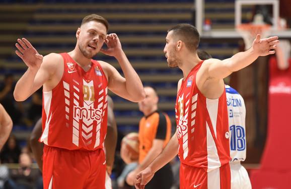Vladimir Štimac i Ognjen Dobrić